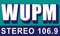 Stereo 106.9 - WUPM Logo