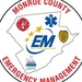 Monroe County Fire East and Northeast Logo