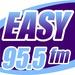 EASY 95.5 FM  Logo