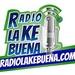 Radio La Ke Buena Logo