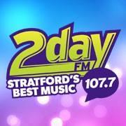 107.7 2day FM - CHGK-FM