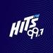 Rádio Hits 99.7 FM Logo