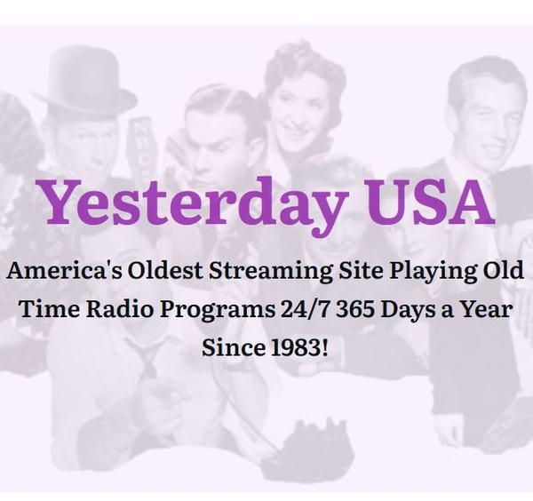Yesterday USA Radio - Blue