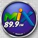 Mix 89.9 fm Logo