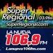 Super Regional FM Logo