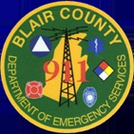 Blair County, PA, EMS, Fire, Police