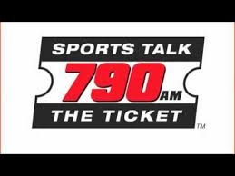 AM 790 The Ticket - WAXY