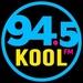 94.5 KOOL FM - KOOL-FM Logo