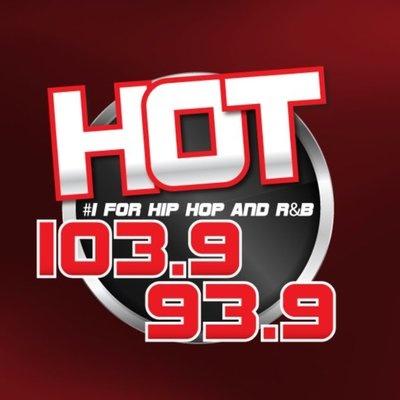 Hot 103.9/93.9 FM - WHXT
