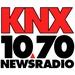 KNX 1070 Newsradio - KNX Logo