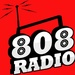 808 Radio  Logo