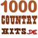 1000 Country Hits Logo