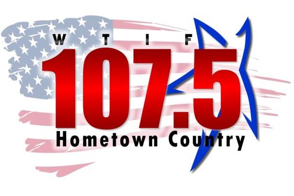 WTIF Hometown Country - WTIF-FM