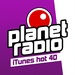 planet radio - iTunes Hot 40 Logo