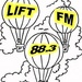 Lift FM - KQLF Logo