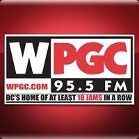 WPGC 95.5 FM - WPGC-FM