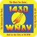 1430 WNAV - WNAV Logo