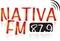 Rádio Nativa FM Logo