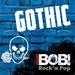 RADIO BOB! - BOBs Gothic Rock Logo