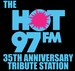 HOT 97 35th Anniversary Tribute Station Logo