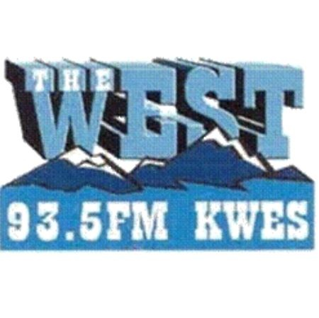 The West 93.5 - KWES-FM