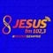 Rádio Jesus FM Logo