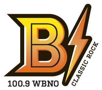 B-Rock 100.9 - WBNO-FM