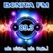 Radio Bonita 89.3 Riobamba Logo