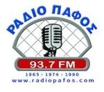 Radio Pafos 92.5 FM Logo