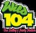 Wild 104 - KBFM Logo