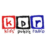 Kids Public Radio - Lullaby Logo