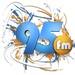Rádio FM 95.7 Logo