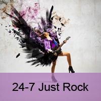 24/7 Niche Radio - 24-7 Just Rock