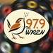 97.9 The WREN - WREN-LP Logo