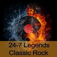 24/7 Niche Radio - 24-7 Legends Classic Rock