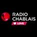 Radio Chablais - Love Logo