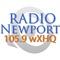 Radio Newport - WXHQ-LP Logo