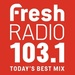 103.1 Fresh Radio Logo