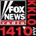 Fox News 1410 - KKLO Logo