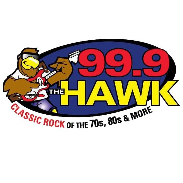 99.9 The Hawk - WODE-FM