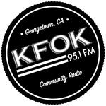 KFOK-LP Logo