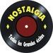 Nostalgia Fm - Disco Logo