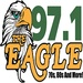The Eagle 97.1 - WDNT Logo