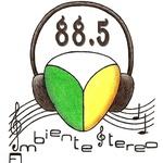 Ambiente Estereo 88.5 Logo