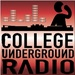 College Underground Radio - Rock-Country-Metal Underground Music Channel Logo