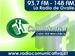 Radio Comunicativa de Ovalle Logo