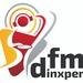 Dinxper FM Logo