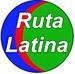 Radio la Ruta Latina Logo