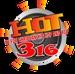 HOT 3:16 Logo