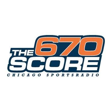 670 The Score - WSCR